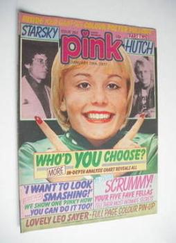Pink magazine - 29 January 1977
