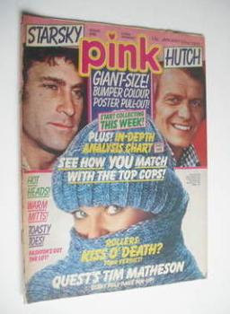 Pink magazine - 22 January 1977
