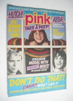 Pink magazine - 15 January 1977