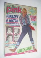 <!--1977-01-08-->Pink magazine - 8 January 1977