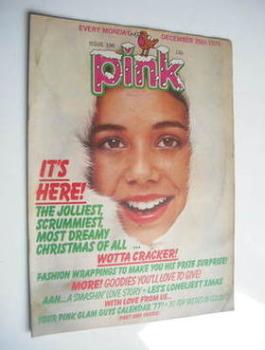 Pink magazine - 25 December 1976
