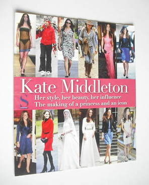 <!--2011-->Sunday Express magazine supplement - Kate Middleton cover (2011)