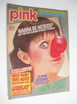 Pink magazine - 29 November 1975