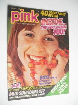 Pink magazine - 15 November 1975