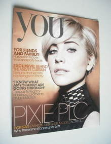 <!--2011-10-30-->You magazine - Pixie Lott cover (30 October 2011)