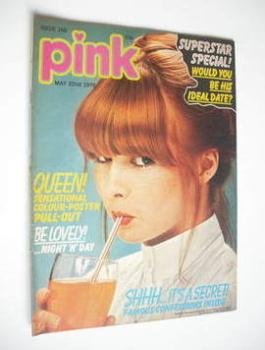 Pink magazine - 22 May 1976