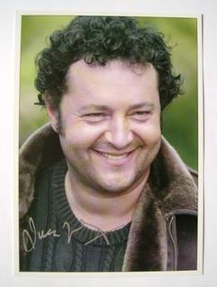Ivan Kaye autograph