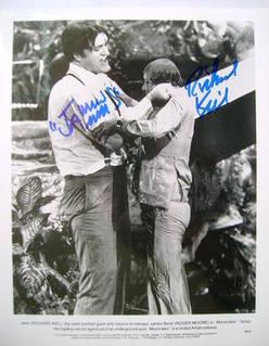 Richard Kiel autograph