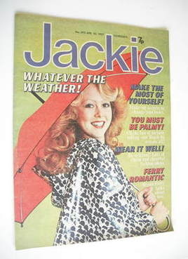 <!--1977-04-16-->Jackie magazine - 16 April 1977 (Issue 693)