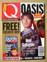 <!--1996-02-->Q magazine - Noel Gallagher cover (February 1996)