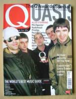 <!--1998-01-->Q magazine - Oasis cover (January 1998)