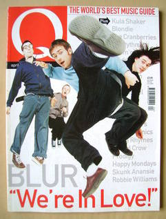 <!--1999-04-->Q magazine - Blur cover (April 1999)