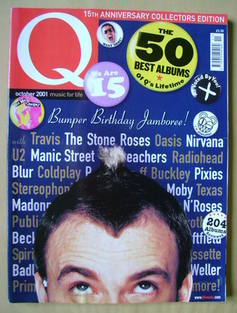 <!--2001-10-->Q magazine - 15th Anniversary Collectors Edition (October 200