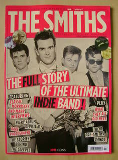 <!--2011-11-->NME Icons magazine - The Smiths cover (November 2011)