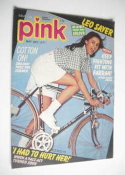 Pink magazine - 28 May 1976