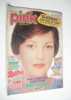 Pink magazine - 14 May 1977