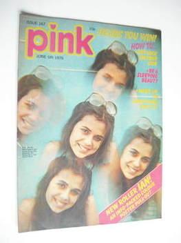 Pink magazine - 5 June 1976
