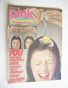 Pink magazine - 19 April 1975