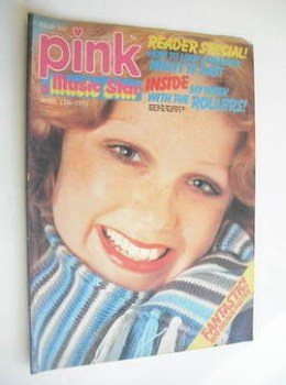 Pink magazine - 12 April 1975