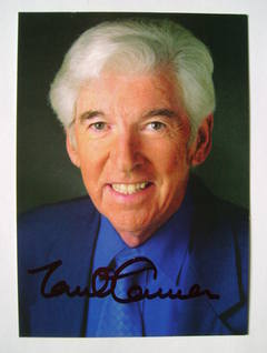 Tom O'Connor autographed photo