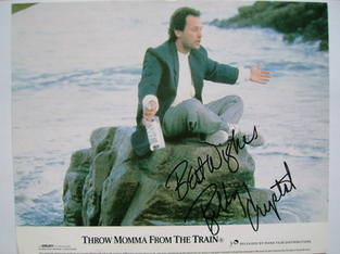 Billy Crystal autograph (hand-signed photograph)