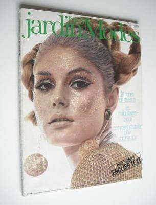 <!--1966-12-->Jardin Des Modes magazine - December 1966