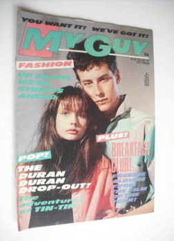 My Guy magazine - 22 June 1985