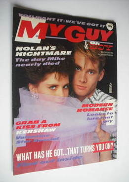 My Guy magazine - 16 February 1985