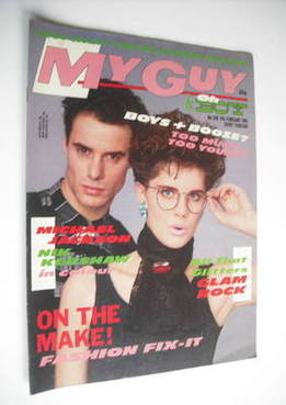 My Guy magazine - 9 February 1985