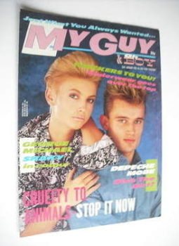 My Guy magazine - 26 January 1985