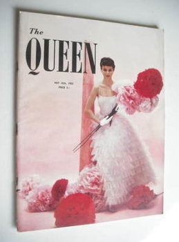 <!--1955-05-18-->The Queen magazine - 18 May 1955