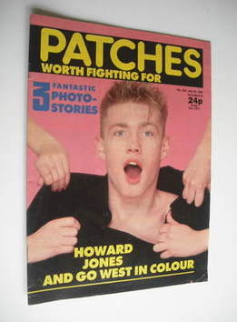 Patches magazine - 20 July 1985