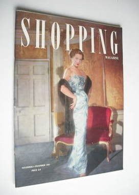 Shopping magazine (November/December 1951)