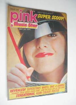 Pink magazine - 3 May 1975