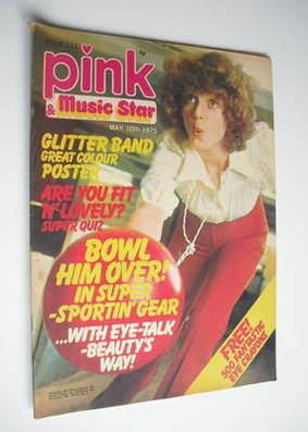 Pink magazine - 10 May 1975