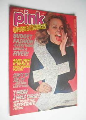 Pink magazine - 6 December 1975