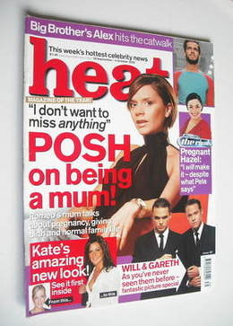 <!--2002-09-28-->Heat magazine - Victoria Beckham cover (28 September-4 Oct