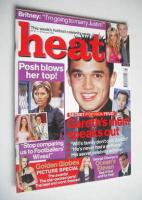 <!--2002-02-02-->Heat magazine - Gareth Gates cover (2-8 February 2002 - Issue 153)