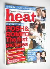 Heat magazine - Victoria Beckham cover (19-25 October 2002 - Issue 190)