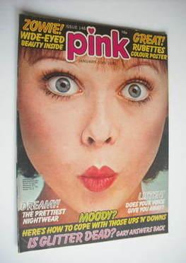 Pink magazine - 10 January 1976