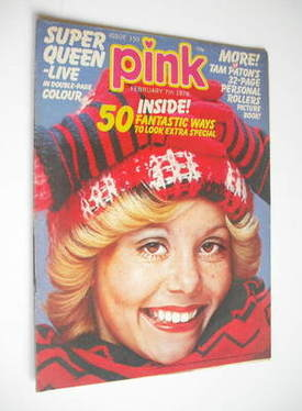Pink magazine - 7 February 1976