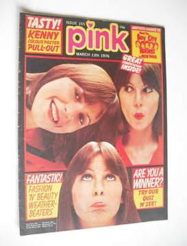 Pink magazine - 13 March 1976