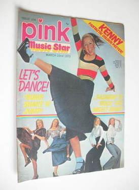 Pink magazine - 22 March 1975