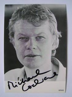 Michael Cochrane autographed photo
