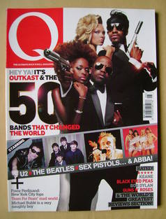 <!--2004-05-->Q magazine - Outkast cover (May 2004)