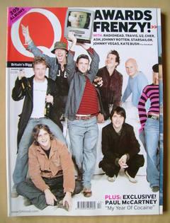 <!--2001-01-->Q magazine - Awards Frenzy cover (Awards 2001)