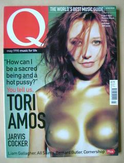 <!--1998-05-->Q magazine - Tori Amos cover (May 1998)