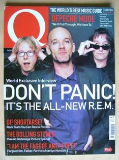 <!--1998-11-->Q magazine - R.E.M. cover (November 1998)