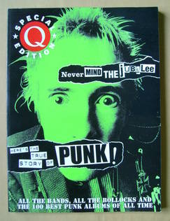 Q magazine Special Edition - Punk