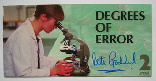 Beth Goddard autograph (hand-signed cast card)